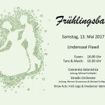 thumbnail of Flyer Frühlingsball 2017
